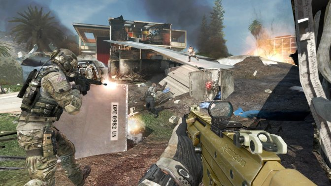 Can Call Of Duty sustain world domination?