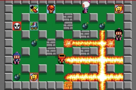 This is what Bomberman should look like and how we should be remembered.