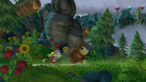 Donkey Kong Country: Tropical Freeze will be the first to try and kick off sales for the Wii U