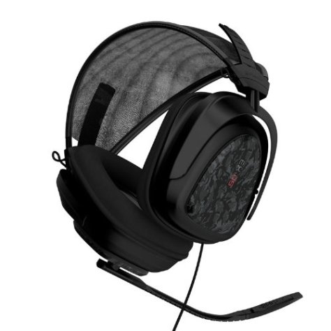 It may look flimsy but this headset is head and shoulders above its competition in its price range