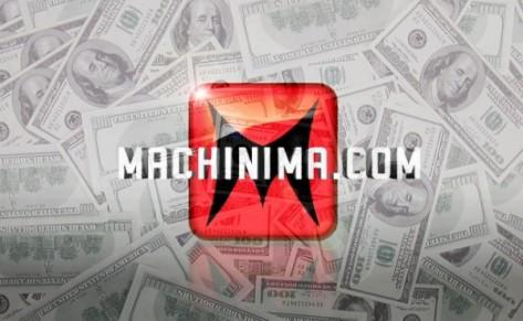 Machinima equals big moneys! (Apparently)