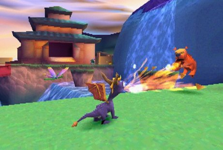Spyro on my mobile phone? Yes, please.