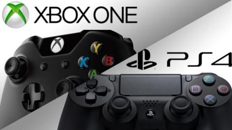 It looks as though it could be all about Xbox One Vs PS4 in 2014