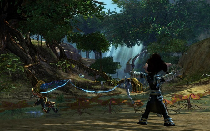 Top 5 Free to play MMOs