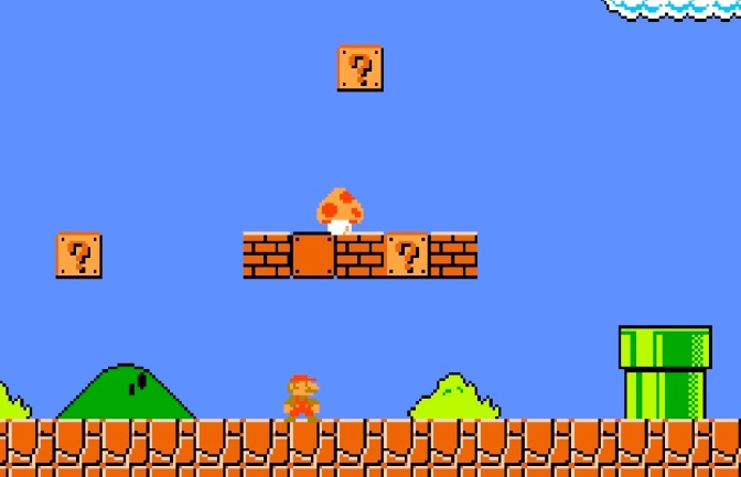 How to beat Super Mario Bros in 5 minutes – Gaming Legends