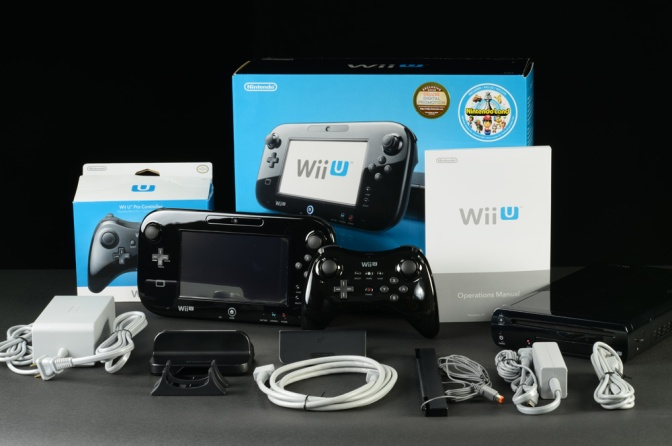 10 Reasons why you should buy a Wii U