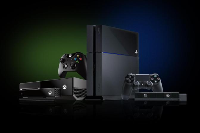 PS4 Outselling Xbox One in North America