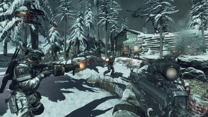 FPS games – How the demand for realism ruined the genre