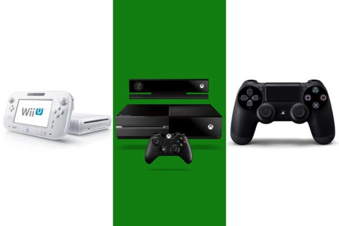 Xbox One and Nintendo Wii U European sales surprise