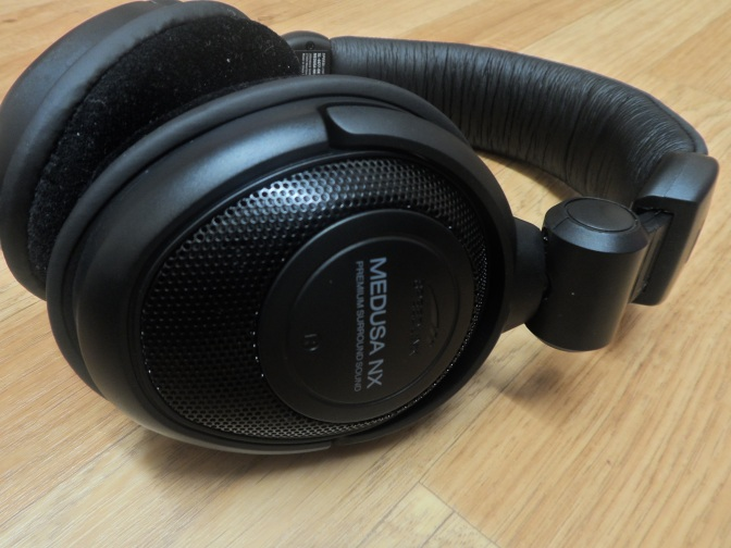 Speedlink Medusa NX 5.1 Surround Sound Headset Review – PC/360/PS3