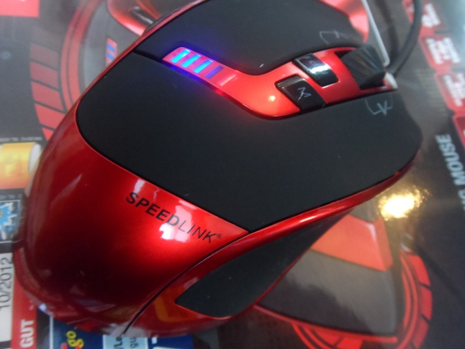 Speedlink Kudos RS gaming mouse review