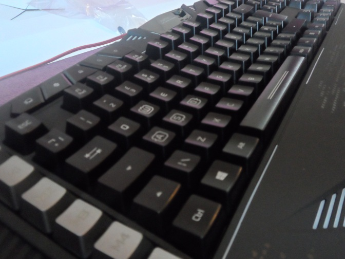 Speedlink Parthica Gaming Keyboard Review