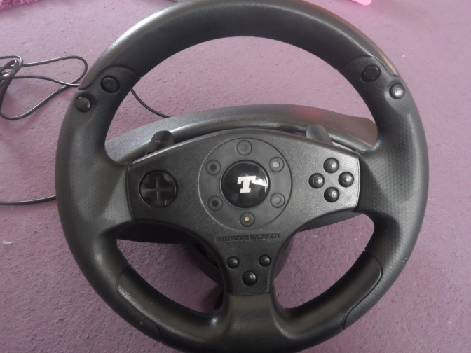 Thrustmaster T100 Force Feedback Racing Wheel Review – PC/PS3