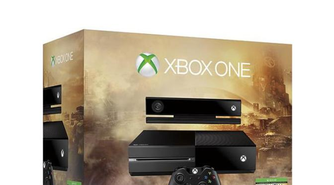 Xbox One currently outselling the PS4 globally